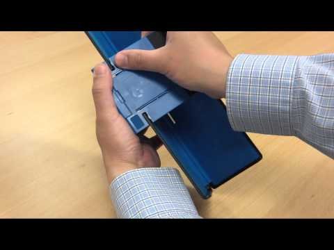 Setting up your Logitech Tablet Keyboard Stand