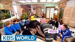 Video Kim Seul-gi waited for the kiss scene with Cho Jung-seok [Happy Together / 2017.03.02] MP3, 3GP, MP4, WEBM, AVI, FLV Mei 2019