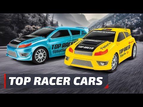 2 гоночные машины Pilotage Top Racer No.4