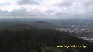 Wm Penn Memorial Fire Tower Camera 2 Timelapse March 20