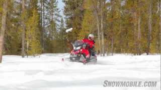 10. 2014 Ski-Doo GSX 900 ACE Review