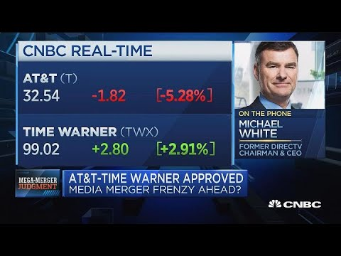 Rupert Murdoch one of the big winners of AT&T-Time Warner victory, says former DirecTV CEO