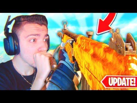 *NEW* DLC Weapon Camo + Supply Drop UPDATE in Black Ops 3! (видео)