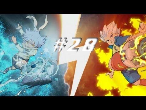 guida Inazuma Eleven 2 Bufera di neve parte 28: un duro colpo per la Genesis..