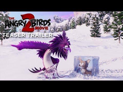 Phim Angry Birds 2 I Teaser Trailer I KC 16.08.2019 - Thời lượng: 82 giây.