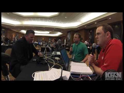 VIDEO: Final Four Interview with Creighton Coach Greg McDermott