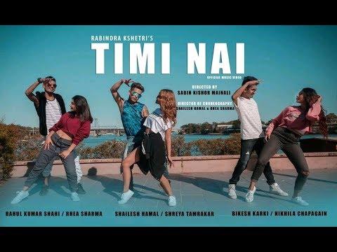 Video Timi Nai - Rabindra Kshetri (Dance Video) | New Nepali Pop Song 2018 / 2075 download in MP3, 3GP, MP4, WEBM, AVI, FLV January 2017