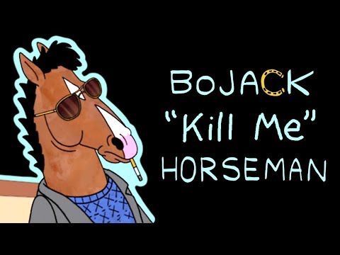 so i just binged bojack horseman and i hate my life