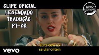 Mark Ronson ft. Miley Cyrus - Nothing Breaks Like a Heart (Clipe Oficial) (Legendado/Tradução PT-BR)