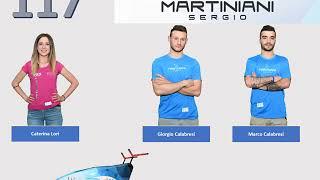 #vaporetti2018 Equipaggio N°117 Martiniani Sergio