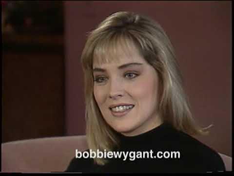 "Sharon Stone for Action Jackson"" 1988 - Bobbie Wygant Archive"