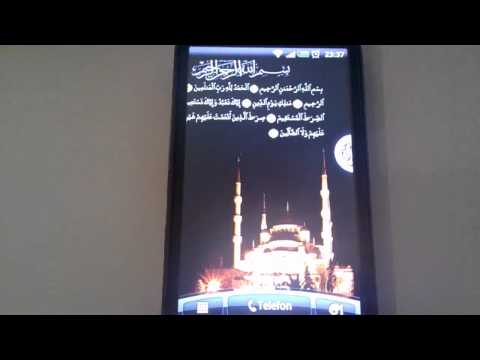 Video of Mosque Live Wallpaper