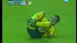 Download Video America vs Boca Copa Libertadores 2000 S/Final Vuelta Completo MP3 3GP MP4