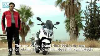 8. KYMCO Grand Dink 300i MY 2012