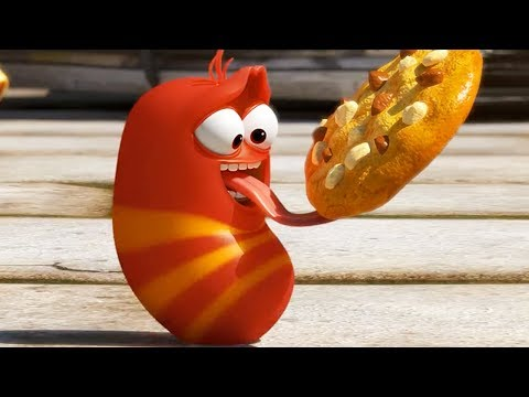 LARVA - COOKIE THIEF | Cartoon Movie | Videos For Kids | Larva Cartoon | LARVA Official