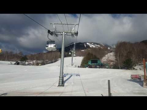 Whiteface:  Cloudsplitter Gondola (forward facing)