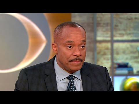 """Narrator Rocky Carroll on special crime series """"48 Hours: NCIS"""""""
