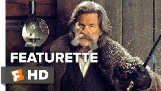 The Hateful Eight Featurette - Film (2015) - Jennifer Jason Leigh, Samuel L. Jackson Movie HD