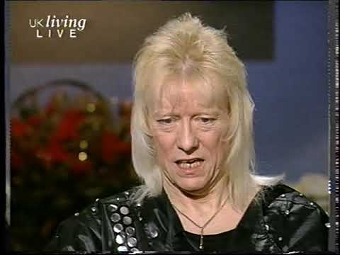 The Sweet Brian Connolly full interview  UK Living 1995