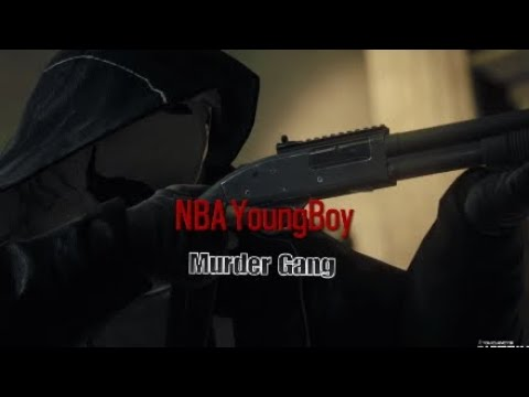 Murda Gang-NbaYoungBoy