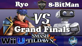 Ryu vs. 8BitMan – Grand Finals (Smash til' Dawn) | Incredible Set