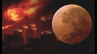 """""""ירח הדמים"""" 2018: """"ליקוי הירח השבוע מעל ירושלים יסמן את סוף העולם"""""""