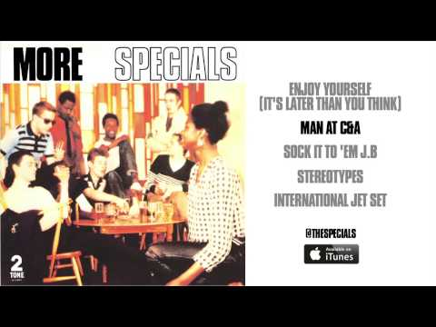 The Specials More Specials album sampler