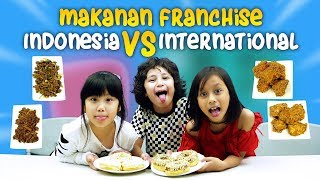 Video KATA BOCAH Battle Makanan Franchise Indonesia VS International #97 MP3, 3GP, MP4, WEBM, AVI, FLV Juni 2019
