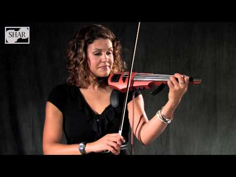 Video - NS Design CR Series Electric 4-String Violin | NSV4