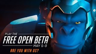 Overwatch Cinematic Teaser - 'Are You With Us?'