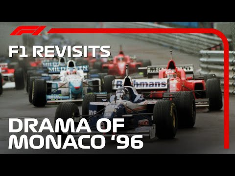 One Of The Craziest Races, Retold By Those In It | F1 Revisits: Monaco '96