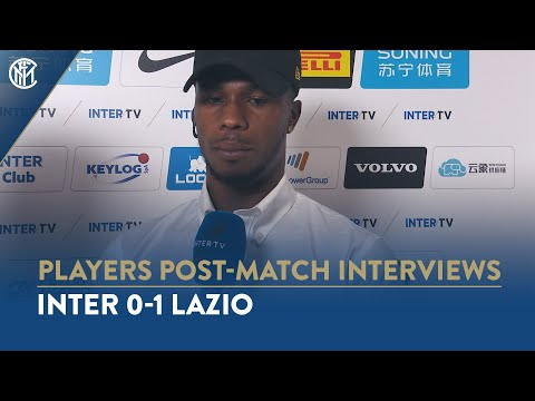 "INTER 0-1 LAZIO | KEITA BALDE INTERVIEW: ""We created plenty of chance but couldn't score"""