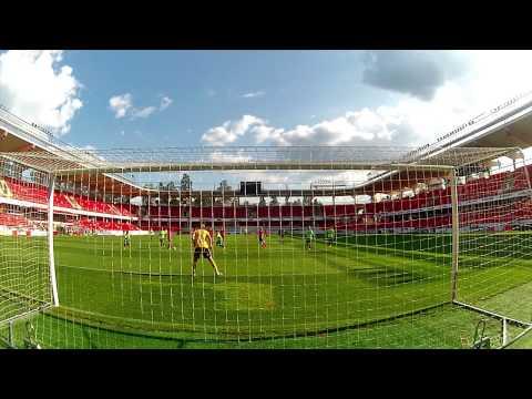 140724 U21 Östers IF-GAIS 2-3 (видео)