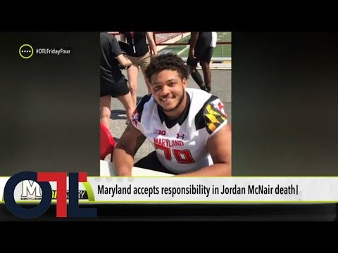 Maryland takes responsibility for Jordan McNair's death; is that enough? | Outside The Lines | ESPN (видео)
