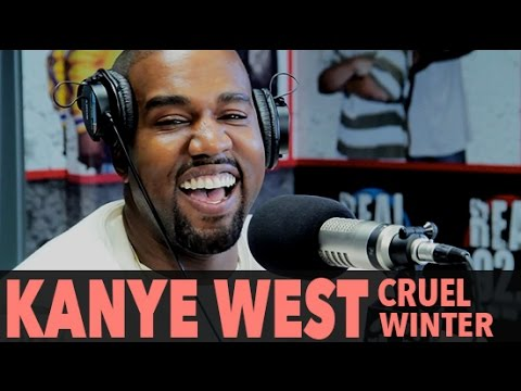 """EXCLUSIVE: Kanye West Announces """"Cruel Winter"""", Drops Single """"Champions"""" (Full Interview) 