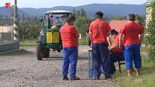 6. ročník srazu historických traktorů a stabilních motorů v Pavlově