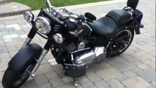 5. 2011 Harley Davidson Fat Boy Lo Tav's