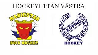 Mariestad BoIS - Köping HC / 22/11 2015
