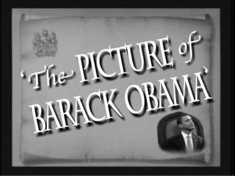 The PICTURE of BARACK OBAMA - GOODBYE OBAMA - OBAMA OUT