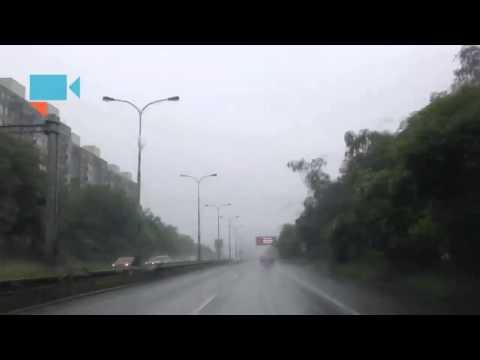 Upozorneni na povodne v Praze!