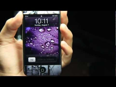 TechCrack - This video will show you how to chage the slide to unlock text on your iPhone , iPod Touch, or iPad. Things that are needed: 1) Jailbroken iDevice 2) Winterb...