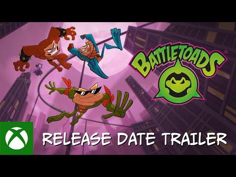 Battletoads - Bande-annonce officielle de la date de sortie de Battletoads