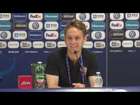 Mladi Vatreni spremni za početak Europskog prvenstva