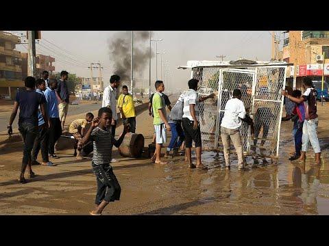 Σουδάν: Διεθνής κατακραυγή μετά το μακελειό του στρατού εναντίον των διαδηλωτών…