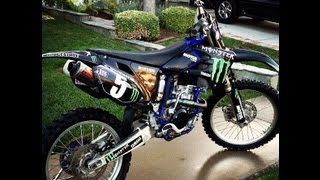 7. YZ250F Most Effective Modifications