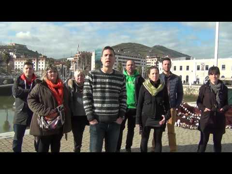 Imanol Urtiaga: Queremos un Santurtzi nuevo que sea mucho más que un escaparate o una fachada