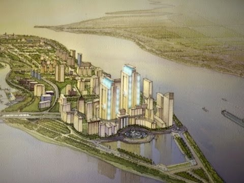 Video: Billionaire looks to buy Belle Isle Detroit and secede, form commonwealth