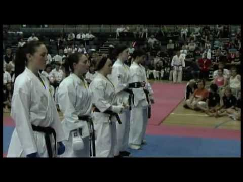 NAS 2010 Sydney - Kumite