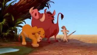El Rey León  -Timón Y Pumba Encuentran A Simba- Doblaje Fandub Castellano