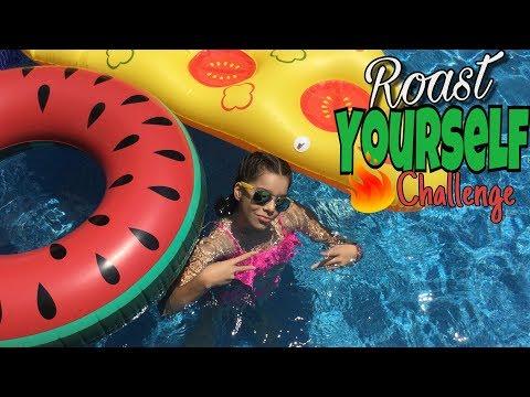 , title : 'ROAST YOURSELF CHALLENGE - Natalypop'